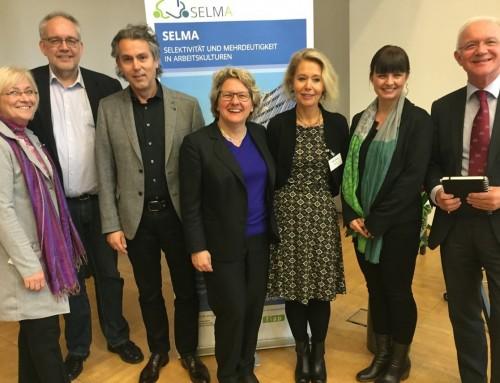 SELMA Kick-off im Wissenschaftspark GE mit Wissenschaftsministerin Svenja Schulze