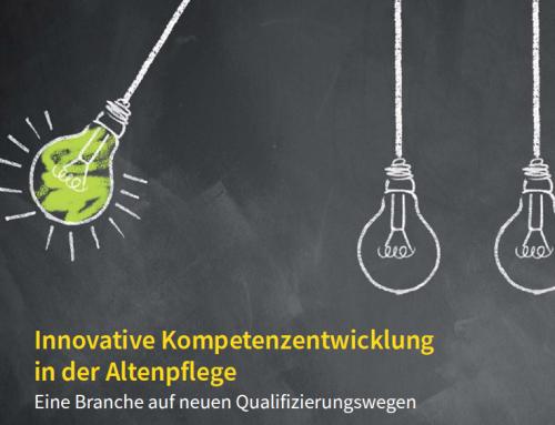 Schriftenreihe TRANSITION: Innovative Kompetenzentwicklung in der Altenpflege