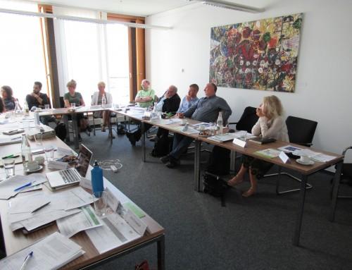 2. Round Table des Projektes Selma / Unternehmer Round Table bei den Gelsenkirchener Gesprächen zu Migration und Arbeit