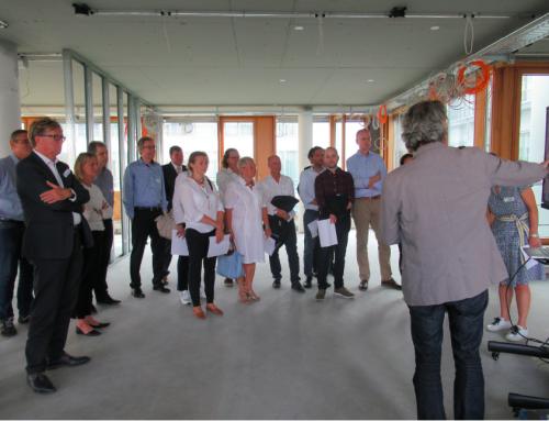 CoWin: Besuch des IHK-Regionalausschusses im Coworking-Space Gelsenkirchen