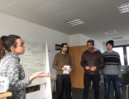 Erfolgreicher Auftaktworkshop im Projekt YESclima