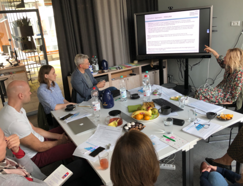 Study Visit Youth Impact im New Work Lab Gelsenkirchen