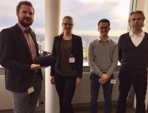 15.11.2019 – WeAre-veranstaltet VR-Workshop im MWIDE