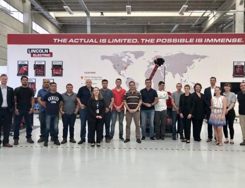 TECSOL – Startschuss für den Pilotkurs zum internationalen Schweißfachmann