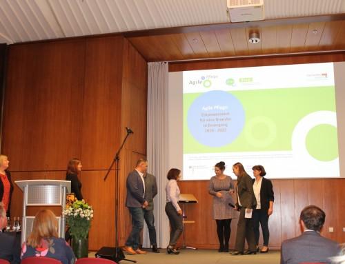Projekt Agile Pflege: Meilensteine 2019