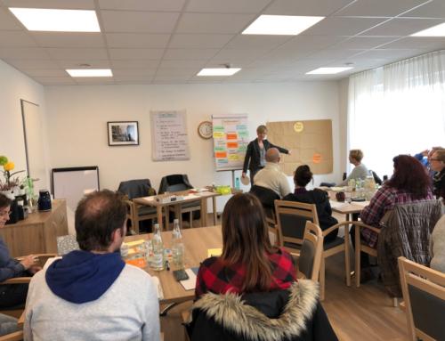 Ein erfolgreiches erstes Jahr für das Projekt Agile Pflege – Empowerment für eine Branche in Bewegung