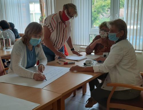 Corona-Lockerungen in Pflegeeinrichtungen – auch das Projekt Agile Pflege nimmt wieder Fahrt auf