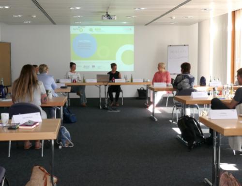 Zweite Beiratssitzung des Projektes Agile Pflege – Pflegearbeit und Projektmanagement in Zeiten von Corona, 25. Juni 2020