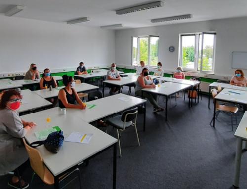 Ein voller Erfolg! – Die Qualifizierung zur Stärkung der Employability und des Empowerments examinierter Pflegekräfte ist beendet