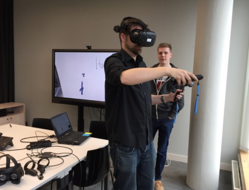 "CoWin-Workshop ""Grenzenlose Kooperation mit Virtual Reality"""