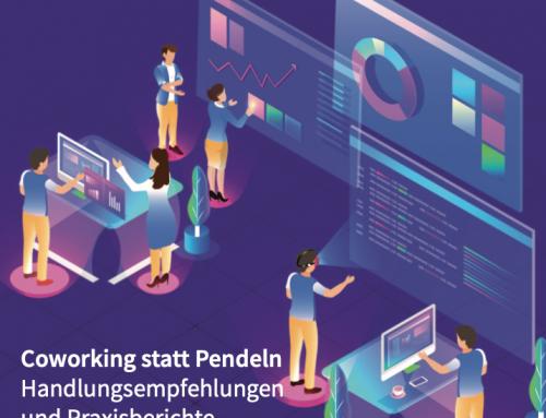 Coworking statt Pendeln – Handlungsempfehlungen und Praxisberichte – Die neue Transition ist erschienen